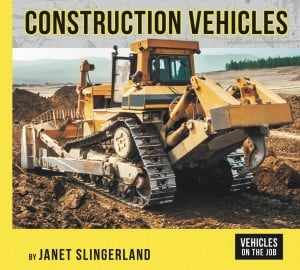 Construction Vehicles - eBook-Library