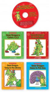 Read Along CD Volume 4: Fun with Dear Dragon - Paperback