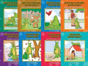 A Complete Dear Dragon Bilingual Set 2 (8 books) - Paperback