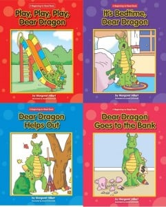 A Complete Set: Dear Dragon Character Education (4 books) - Paperback
