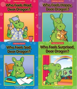 A Complete Set: Dear Dragon Feelings - (4 books)