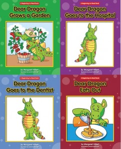 A Complete Set: Dear Dragon Good Life (4 books)