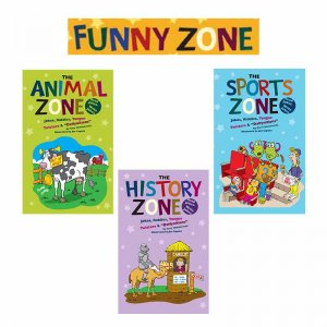 The Funny Zone - Set 1 (3 books)