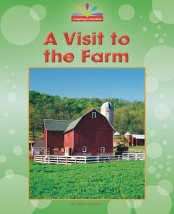 A Visit to the Farm - Paperback