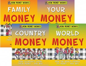 A Complete Set: How Money Works (4 books)
