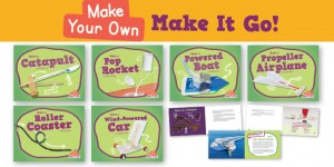 A Complete Set: Make Your Own (6 books)