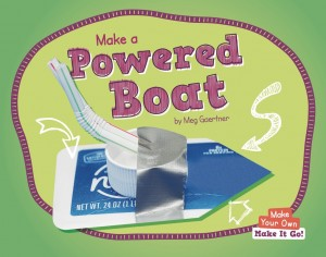 Make a Powered Boat - Paperback