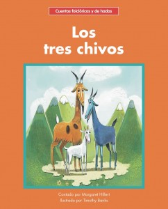 Los tres chivos - eBook-Library