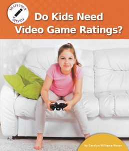 Do Kids Need Video Game Ratings? - Paperback
