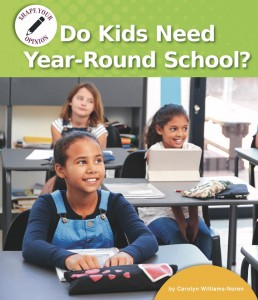 Do Kids Need Year-Round School?