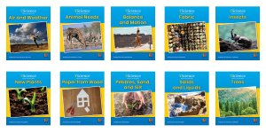 iScience Level A - Complete Set (10 books) - Paperback